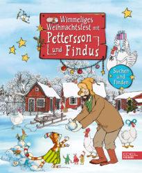 Wimmeliges Weihnachtsfest mit Pettersson & Findus